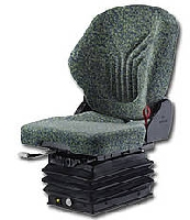 Grammer Compacto L Seat For Illustration