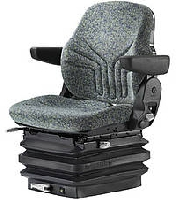 Grammer Maximo Mechanical Budget Seat