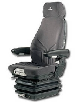 Grammer Actimo M Seat With Seat Belt Switch