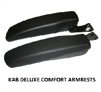 Armrests Kab deluxe comfort series