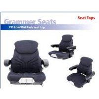 Grammer 731 Upper Seat
