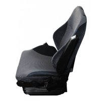 Bege Mechanical Drivers Seat