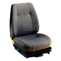 Forklift Seat 12 Volt With Seat Belt