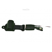 Forklift Seat Belts With Electric Buckle
