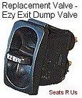Valve Ezy Exit Dump