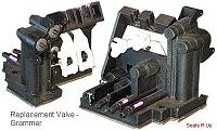 Grammer Valve 90.3 90.5 Series Seat 133042