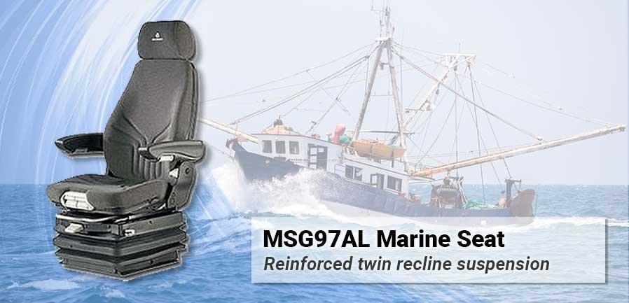 Grammer MSG97AL Marine Seat