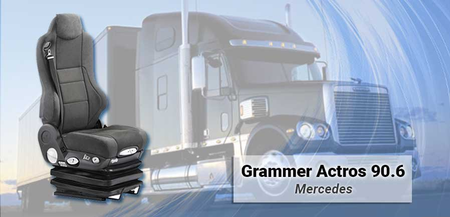 Grammer Actros 90.6 Mercedes