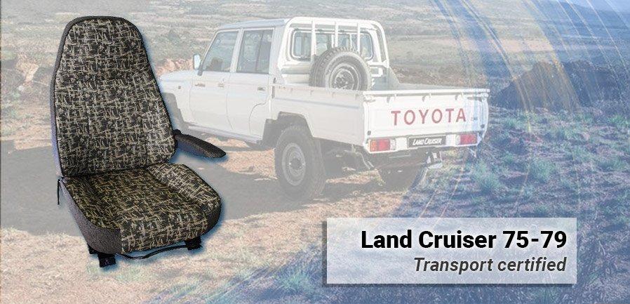 Land Cruiser 75-79