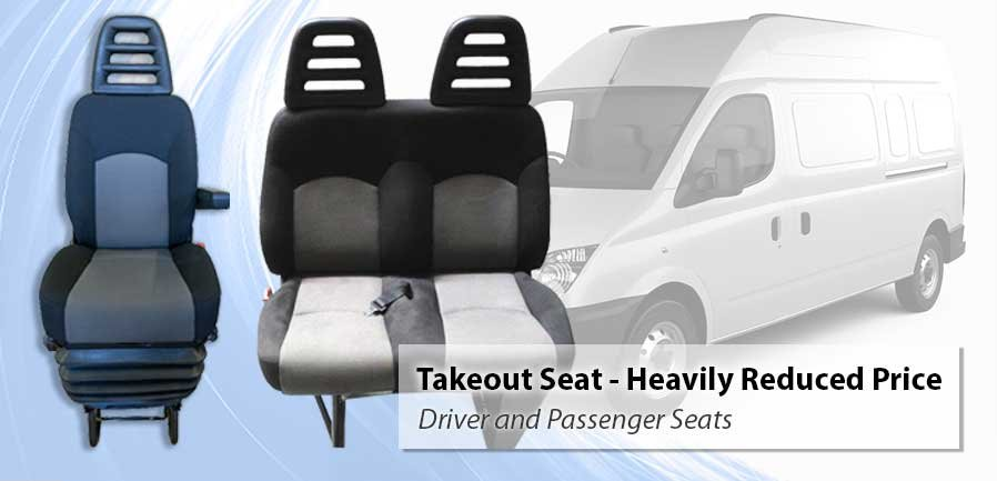 Takeout Seats